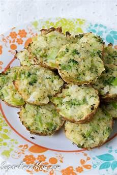 Broccoli Cauliflower Quinoa Bites Low Carb Gluten Free