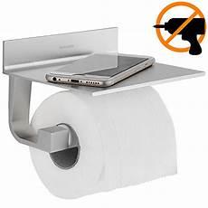 toilettenpapierhalter ohne bohren wangel edelstahl