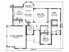 rambler ranch house plans floor plan with images house plans rambler house