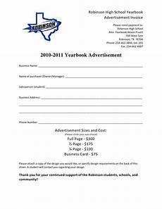 business ad order form