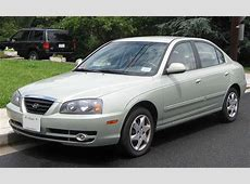 2006 Hyundai Elantra GLS   Sedan 2.0L Manual