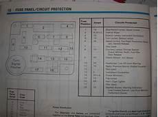 1987 Mustang Engine Bay Fuse Box Diagram