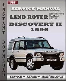 car service manuals pdf 1996 land rover discovery instrument cluster land rover discovery 2 1996 workshop repair manual repair service manual pdf