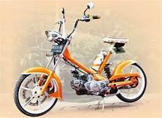 Modifikasi Motor Honda 70 by Kumpulan Foto Hasil Modifikasi Motor Honda 70 Modif