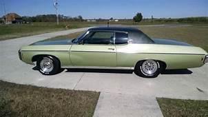 1969 Chevy Caprice Impala  Classic Chevrolet