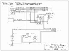 Tao Tao 125cc Go Kart 5 Wire Cdi Wiring Diagram