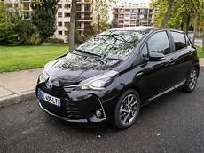 Essai Toyota Yaris Hybride Chic 2017 La Reine Des Villes