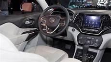 2019 jeep interior 2019 jeep interior 2018 detroit auto show