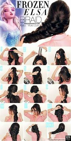 How To Braid Hairstyles Step By Step 10 charming braided hairstyles tutorials for summer