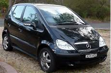 Mercedes A 160 Technical Details History Photos On