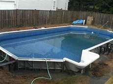 Pool Rutsche Selber Bauen - garten pool selber bauen eine verbl 252 ffende idee