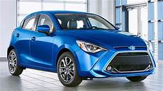 2020 toyota yaris hatchback preview