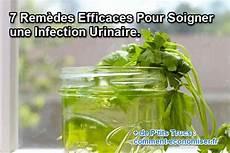7 rem 232 des efficaces pour soigner une infection urinaire