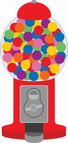 Gum Machine Clipart