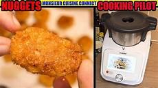 monsieur cuisine connect recette nuggets fa 231 on mcdonald s