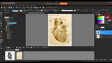 creating a multi layer artistic poster in corel paintshop