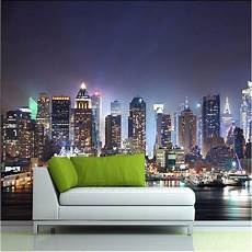new york city mural wallpaper manhattan 3d papel de paede new york city large mural