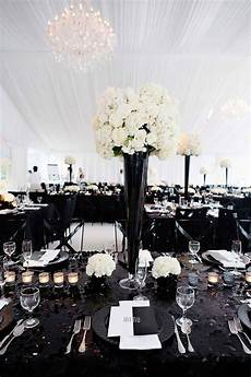 black and white modern wedding with unique details in cincinnati black white wedding theme