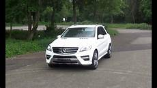 2014 Mercedes Ml 350 Amg Package Start Up Drive