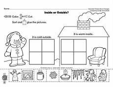winter weather worksheets kindergarten 14603 pin by barajas on weather seasons winter activities preschool preschool activities