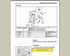 suzuki liana service manual برنامج صيانة سوزوكى