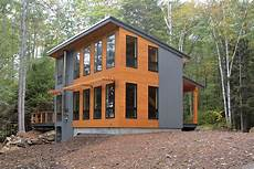 maine cottage house plans the little living blog modern maine cottage