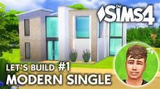 sims 4 häuser bauen die sims 4 haus bauen modern single 1 let s build