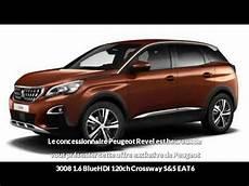 Offre De Peugeot 3008 1 6 Bluehdi 120ch Crossway S S Eat6