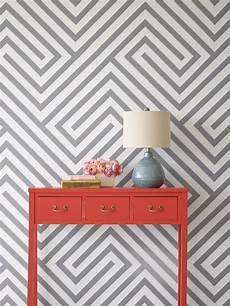 Wand Streichen Muster - mit farbe wandmuster streichen kreative wandgestaltung