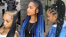 Braided Hairstyles For Black With Hair