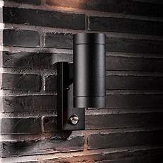 nordlux tin maxi up down outdoor wall light w sensor 21519103 ukes