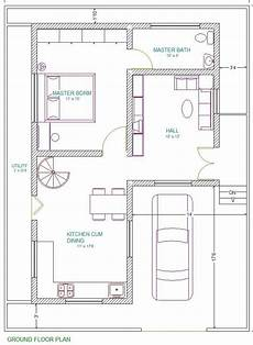 house plans in 30x40 site 30x40 east facing vastu home everyone will like acha