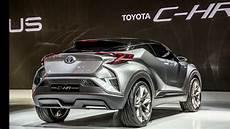 Toyota C Hr Premium Official Features