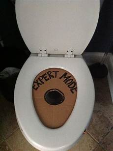 bathroom prank ideas toilet seat expert mode prank bathroom decor april fools pranks pranks for