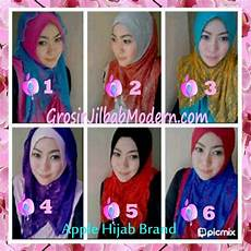 Jilbab Chattalea Brokat Series By Apple Brand