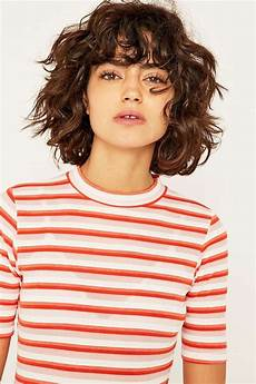 urban outfitters top tight striped knit rib in 2020