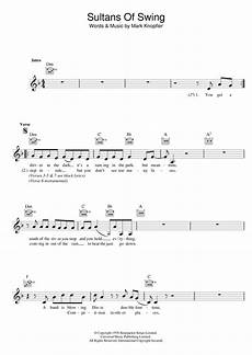lyrics sultans of swing sultans of swing chords by dire straits melody line