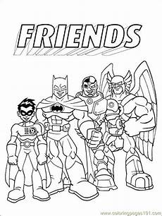 Comic Malvorlagen Dc Comics 009 1 Coloring Page Free Others Coloring