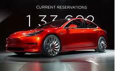 Tesla Model 3 975 Kilom 232 Tres En Une Seule Charge
