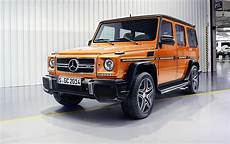 2016 Mercedes G Class News Specs Pictures