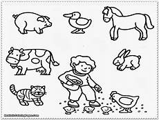 farm animals coloring pages getcoloringpages