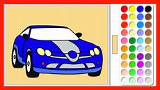 painting cars coloring games for kids painting games for children learning colors for