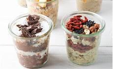 overnight oats rezepte 6 overnight oats rezepte gusto at