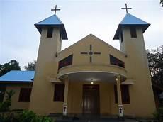 Gambar Gereja St Yohanes Penginjil Melapeh Kab Kutai