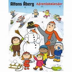 adventskalender alfons 197 berg adlibris
