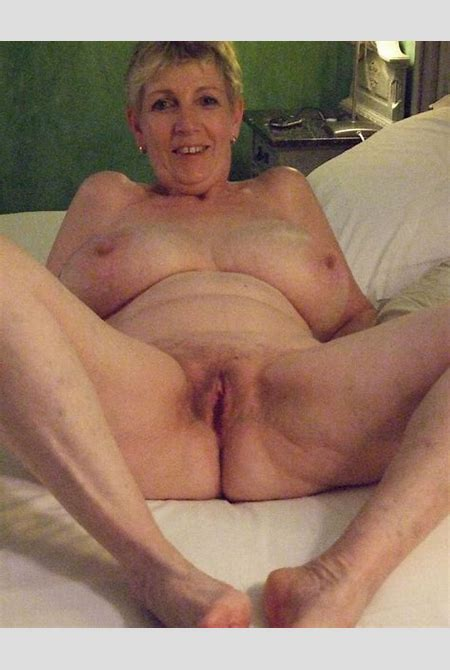 Old Oma Granny Ass