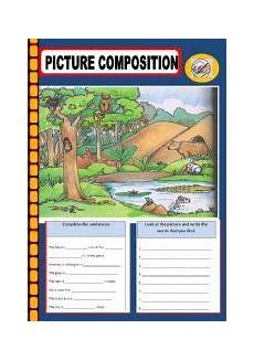 composition worksheets for grade 5 22753 teaching worksheets picture composition picture composition picture comprehension