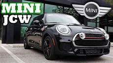 2019 mini jcw review 2019 mini cooper works review funkiest sports car