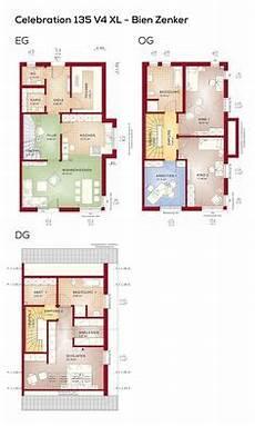 moderne doppelhaushälfte grundrisse grundriss einfamilienhaus mit satteldach 5 zimmer 130