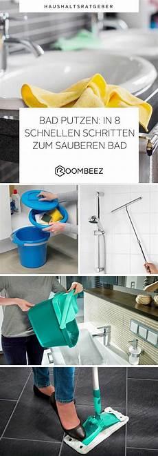 bad putzen 187 8 schnelle schritte zum sauberen bad